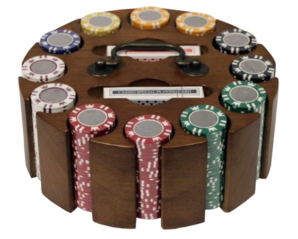 Jackpot casino coin inlay chips
