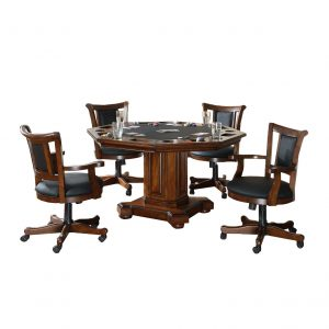 Imperial 2 in 1 Table plus 4 chairs