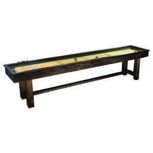 Imperial shuffleboard rustic