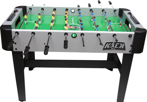 Kick-Foosball-Table-Silver-Conquest