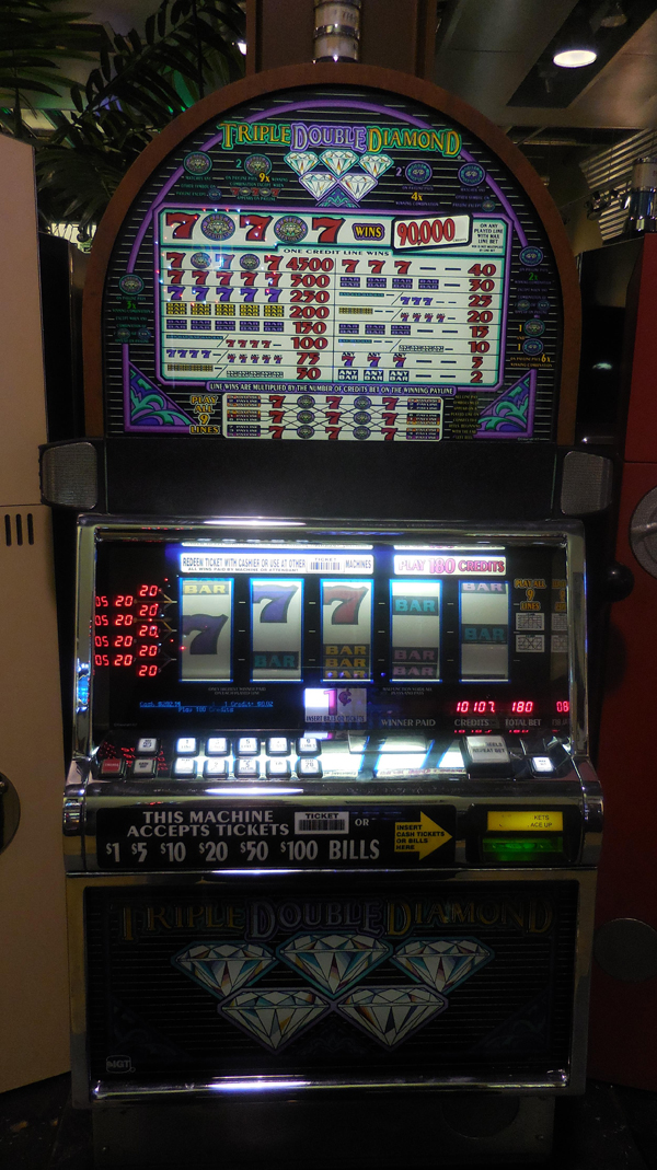 Triple Double Slots Free Coins